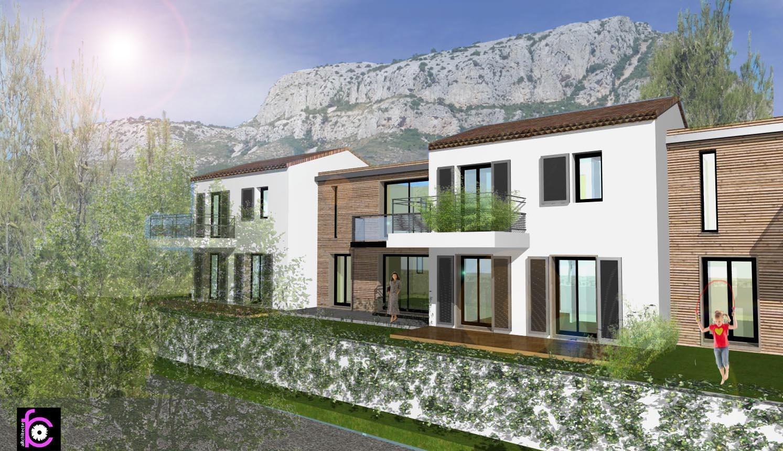 Recherche de biens immobiliers avec l 39 office immo la valette du var - Maison jardin brisbane toulon ...